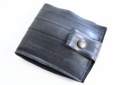 Bike Tube Wallet Accessory