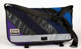 Purple Haze Standard Messenger Bag