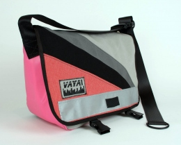 Watermelon Burst Petite Messenger Bag