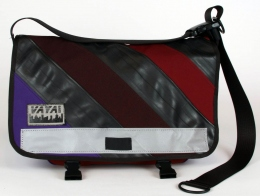 Purple Haze Petite Petite Messenger Bag