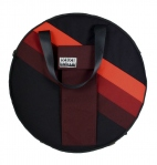 Red and Black Cymbal Backpack