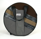 Brown and Tweed Cymbal Backpack