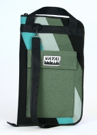 Green and Black Stick Bag