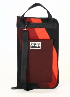 Red and Black Stick Bag
