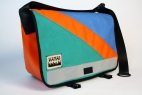 I'm California Bound Medi Messenger Bag