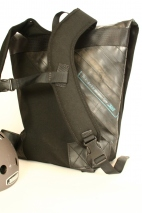 Recycle Bike Tube Backpack Backpack
