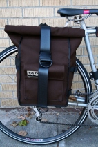 Solid Canvas Pannier Pannier