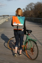 Stormy Day Sunburst Backpack
