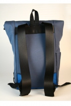 Blue Lagoon Rolltop Backpack Backpack